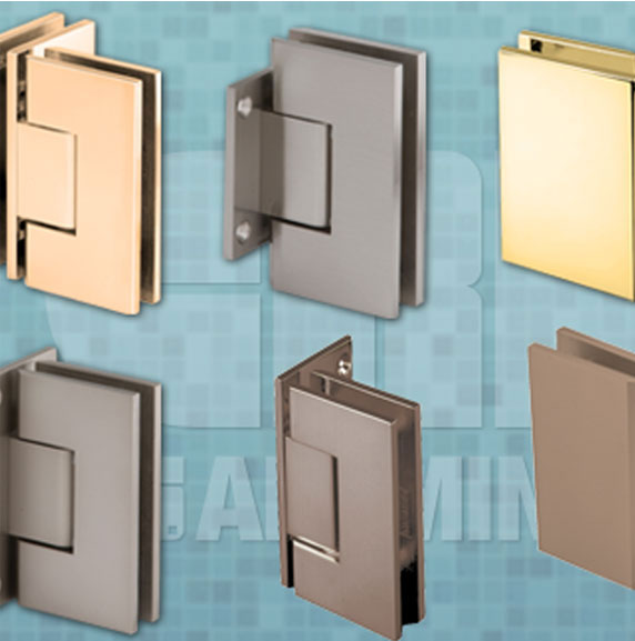 CRL Showerdoor Hardware