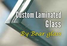 Custom Laminated Glass