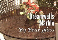 Dreamwalls Marble Glass