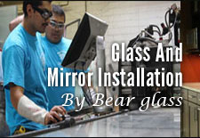Glass And Mirror Installation
