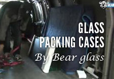 Glass Packing Cases