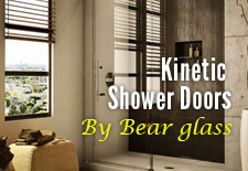 Kinetic Shower Doors