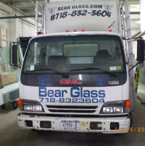 Rent a Glass Truck
